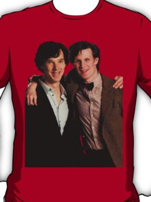 Sherlock and Eleven T-Shirt