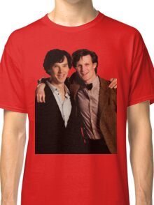 Sherlock and Eleven Classic T-Shirt