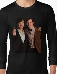 Sherlock and Eleven Long Sleeve T-Shirt