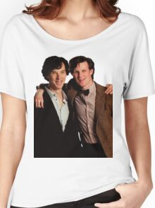 Sherlock and Eleven Women's Relaxed Fit T-Shirt