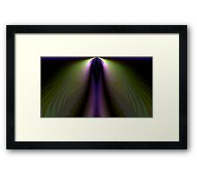 Two Wings Framed Print