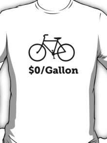$0/Gallon T-Shirt