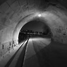 Embankment Tunnel, Nottingham by Elaine123