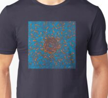 Vivacity - abstract acrylic painting Unisex T-Shirt