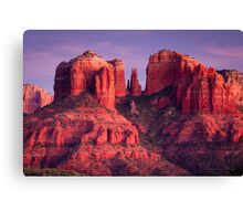 Cathdral Rock of Sedona, Arizona Canvas Print