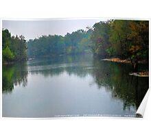 Lake View 1 Poster