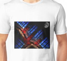Greenwich Observatory Moon Room Unisex T-Shirt