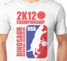 DBA red Unisex T-Shirt