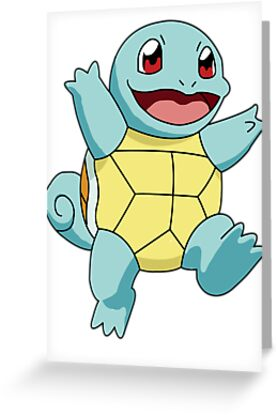 Squirtle by ddsoliveira