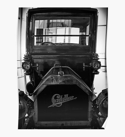 1907 Cadillac Its A Classic Poster