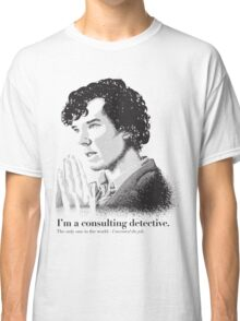 A Study in Type Classic T-Shirt