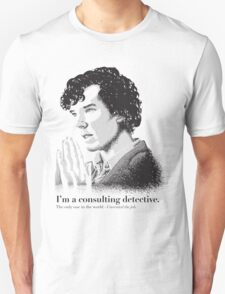 A Study in Type T-Shirt
