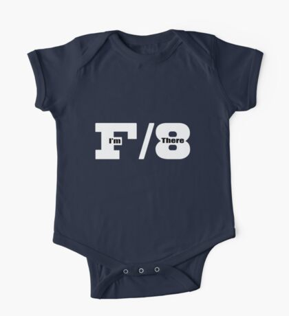 F8 I'm There One Piece - Short Sleeve