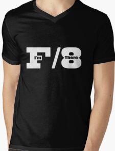 F8 I'm There Mens V-Neck T-Shirt