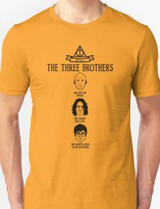 The Tale of the Three Brothers (Harry Potter) - variant T-Shirt