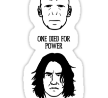The Tale of the Three Brothers (Harry Potter) - variant Sticker