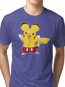 Mickeychu Tri-blend T-Shirt