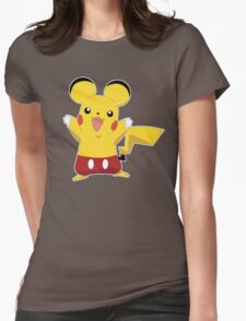 Mickeychu Womens Fitted T-Shirt