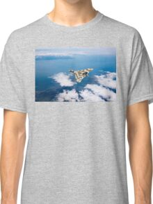 Vulcan over South Wales Classic T-Shirt