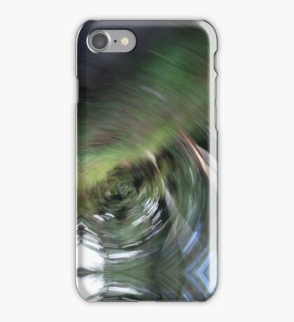 Spinning Record iPhone Case/Skin