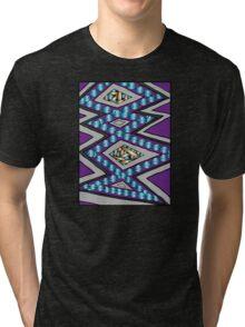POLYJAM THREE. Tri-blend T-Shirt