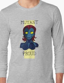 Raven - Mutant and Proud Long Sleeve T-Shirt