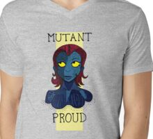 Raven - Mutant and Proud Mens V-Neck T-Shirt