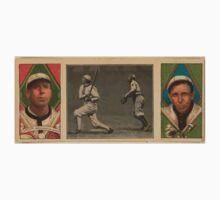 Benjamin K Edwards Collection Robert Groom Dolly Gray Washington Nationals baseball card portrait One Piece - Short Sleeve