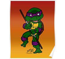 Donatello Teenage Mutant Ninja Turtles Poster