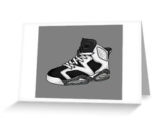 Shoes Oreo (Kicks) Greeting Card