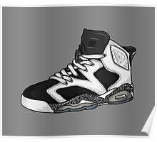 Shoes Oreo (Kicks) Poster