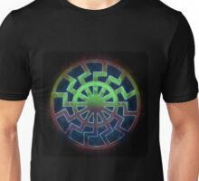 Wheels of the Sun Unisex T-Shirt