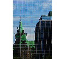 Capital Reflections Photographic Print