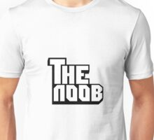 Funny NOOB Godfather Design Unisex T-Shirt