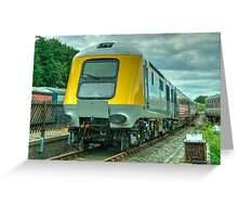 HST Prototype  Greeting Card