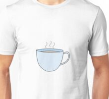 Blue Teacup Unisex T-Shirt