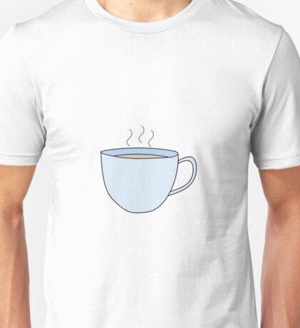 Blue Teacup Unisex T-Shirt