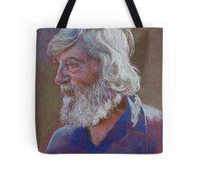 Portrait of Doug Dale Tote Bag