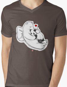 Top Up! Mens V-Neck T-Shirt