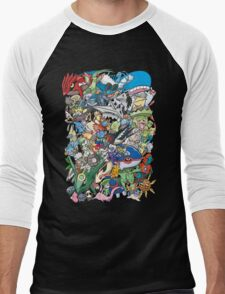 Gen III - Pokemaniacal Colour T-Shirt