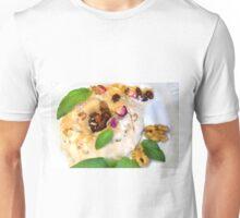 Parfait With Rose, Honey and Maple Nut Unisex T-Shirt