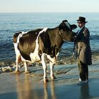 Beach Cow by TAlcorn
