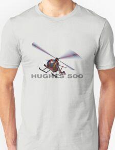 """Hughes 500 """"Little Bird"""" T-Shirt"""