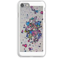 Watercolor Boredum - iCase iPhone Case/Skin
