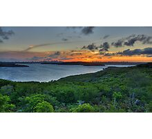 Sydney Harbour Sunset Photographic Print