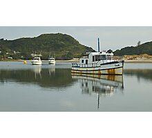 Mangawhai harbour Photographic Print