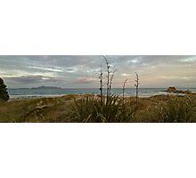 Mangawhai Heads beach Photographic Print