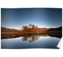 Brathay Reflections II Poster