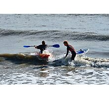 Water Sports Photographic Print