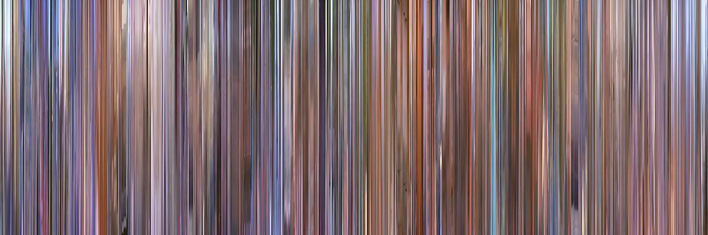 Moviebarcode: Samurai Cop (1989) by moviebarcode